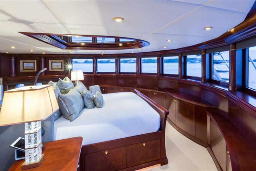 ZOOM ZOOM ZOOM - Luxury Motor Yacht For Charter - Master Cabin - Img 1 | C&N