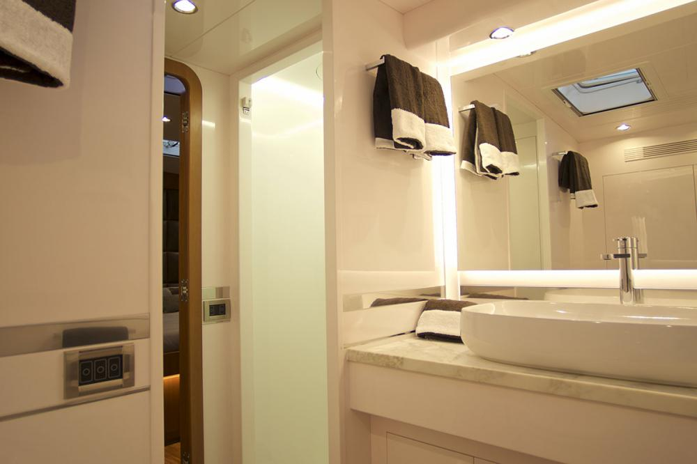 ALYSEE - Luxury Sailing Yacht For Sale - Master Cabin - Img 4 | C&N