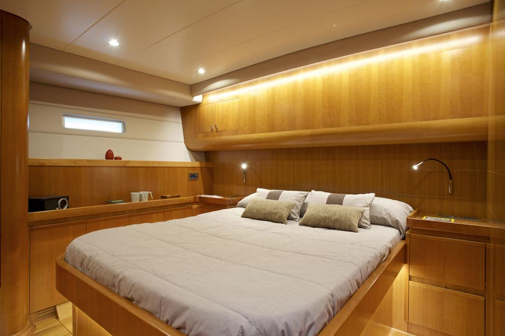 ALYSEE - Luxury Sailing Yacht For Sale - VIP Cabin - Img 1 | C&N