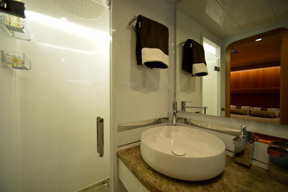 ALYSEE - Luxury Sailing Yacht For Sale - VIP Cabin - Img 2 | C&N