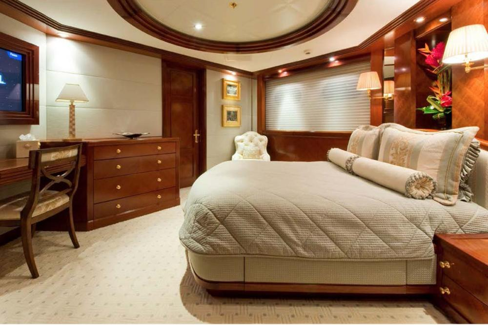 BLUE MOON - Luxury Motor Yacht For Charter - Three Queen Staterooms - Img 1   C&N