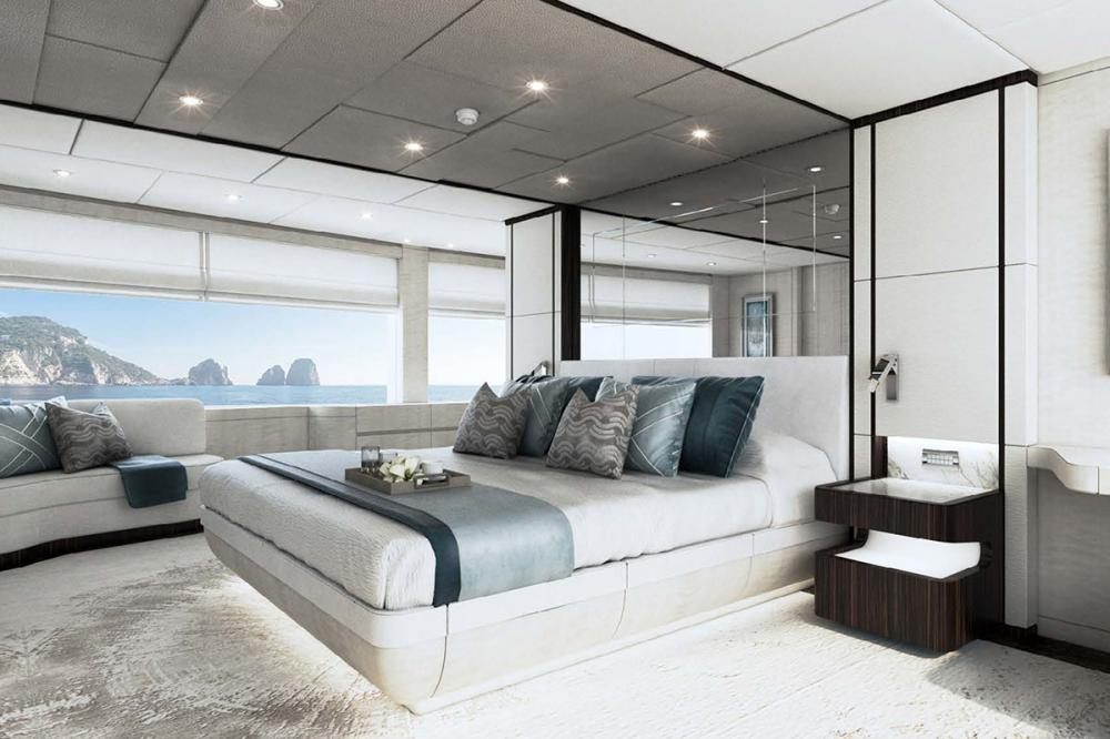 Majesty 120 - Luxury Motor Yacht For Sale - Three Double Cabins - Img 1 | C&N