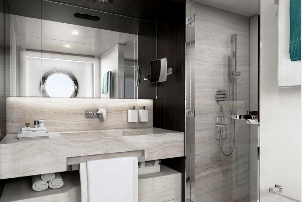 Majesty 120 - Luxury Motor Yacht For Sale - Three Double Cabins - Img 6 | C&N