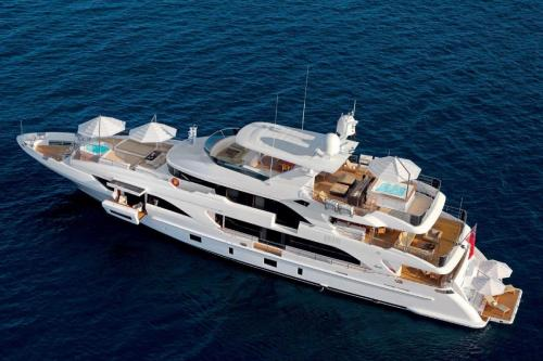 HAPPY ME - Luxury Motor Yacht For Charter - Exterior Design - Img 1 | C&N