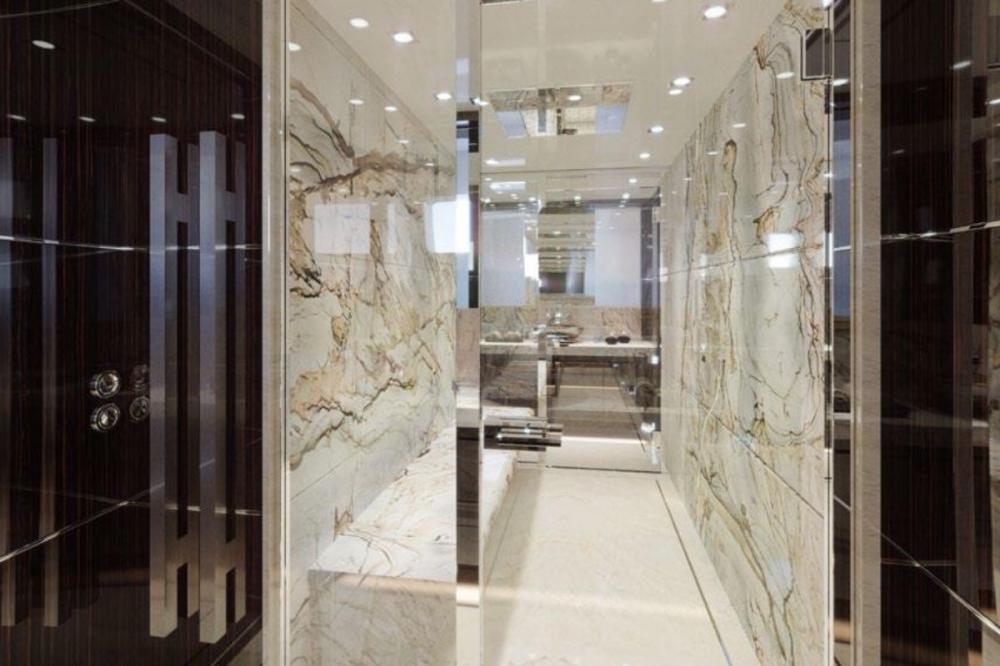 HAPPY ME - Luxury Motor Yacht For Charter - Full Beam Master Suite - Img 3 | C&N