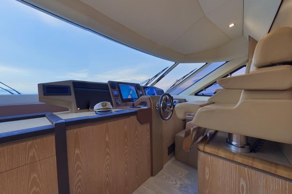 RANG NOI PRINCESS - Luxury Motor Yacht For Charter - Bridge - Img 1 | C&N