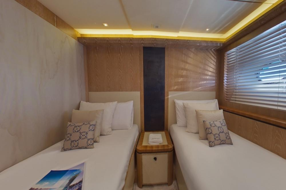 RANG NOI PRINCESS - Luxury Motor Yacht For Charter - Two Twin Cabins - Img 1 | C&N