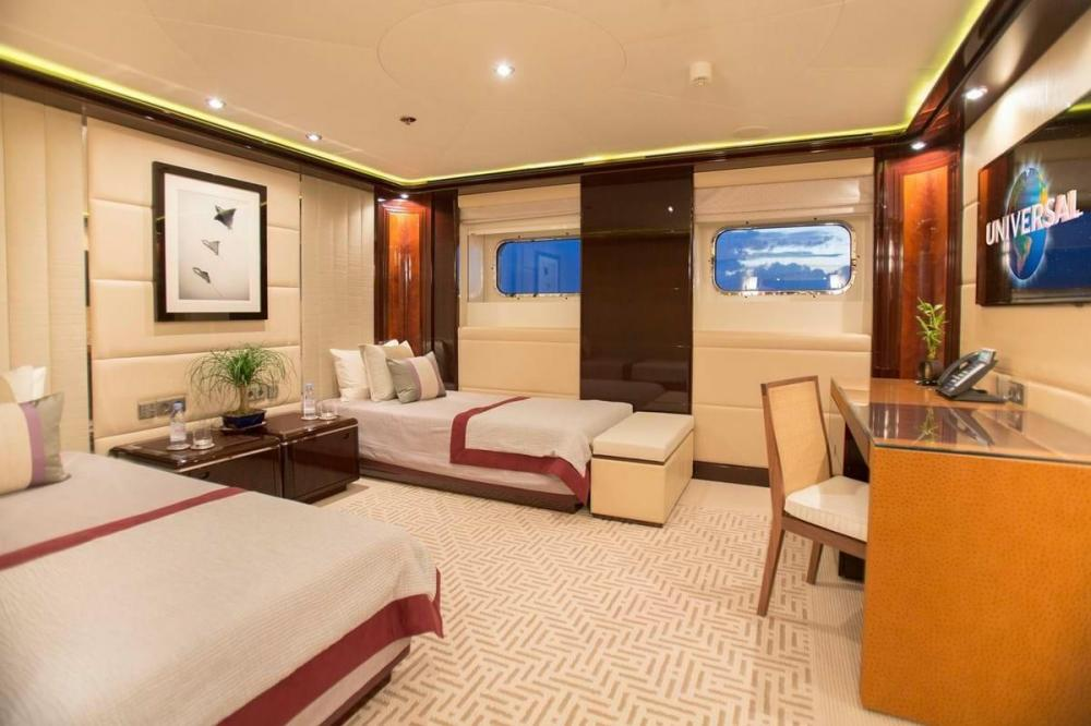 DREAM - Luxury Motor Yacht For Charter - Three Twin Cabins - Img 1 | C&N