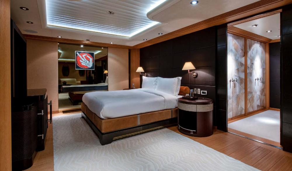 SUNRAYS - Luxury Motor Yacht For Charter - 2 x double cabins  - Img 1   C&N