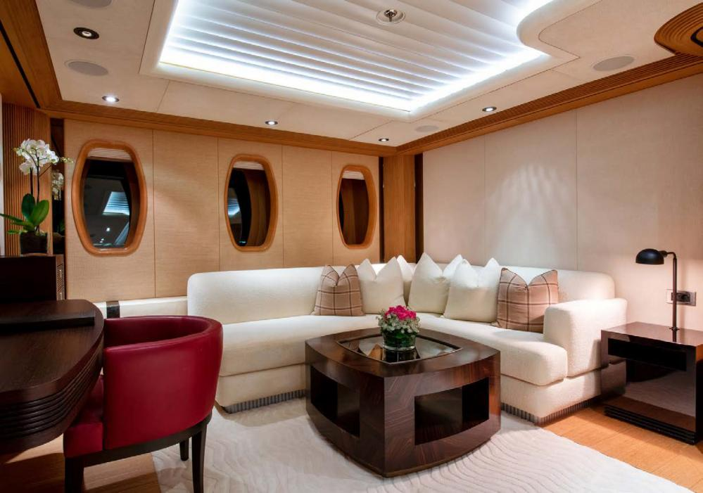 SUNRAYS - Luxury Motor Yacht For Charter - Master double suite  - Img 2   C&N