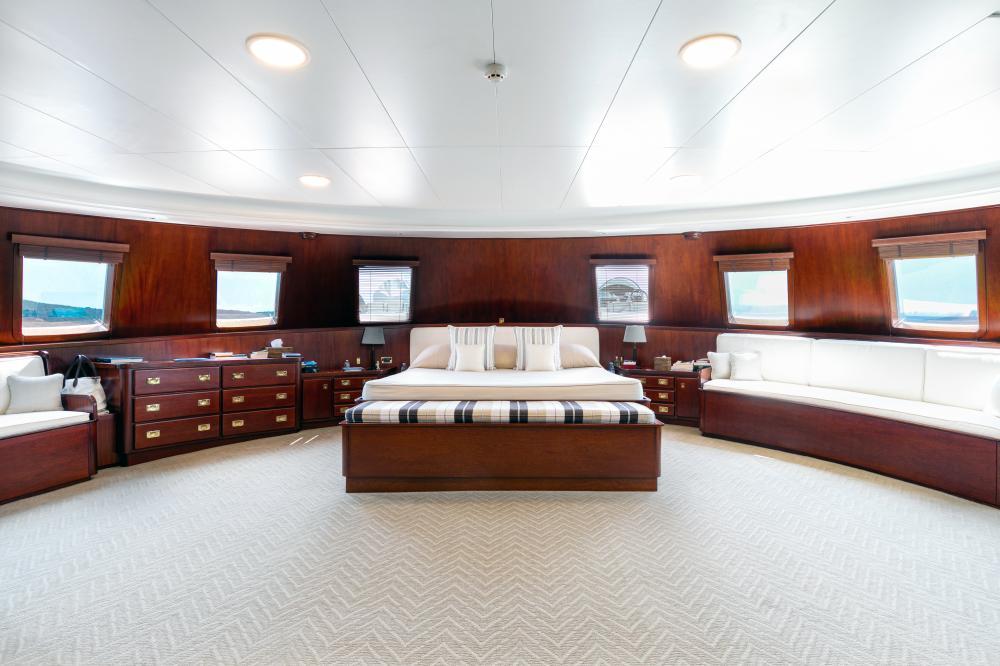 PALOMA - Luxury Motor Yacht For Sale - Master - Img 1 | C&N