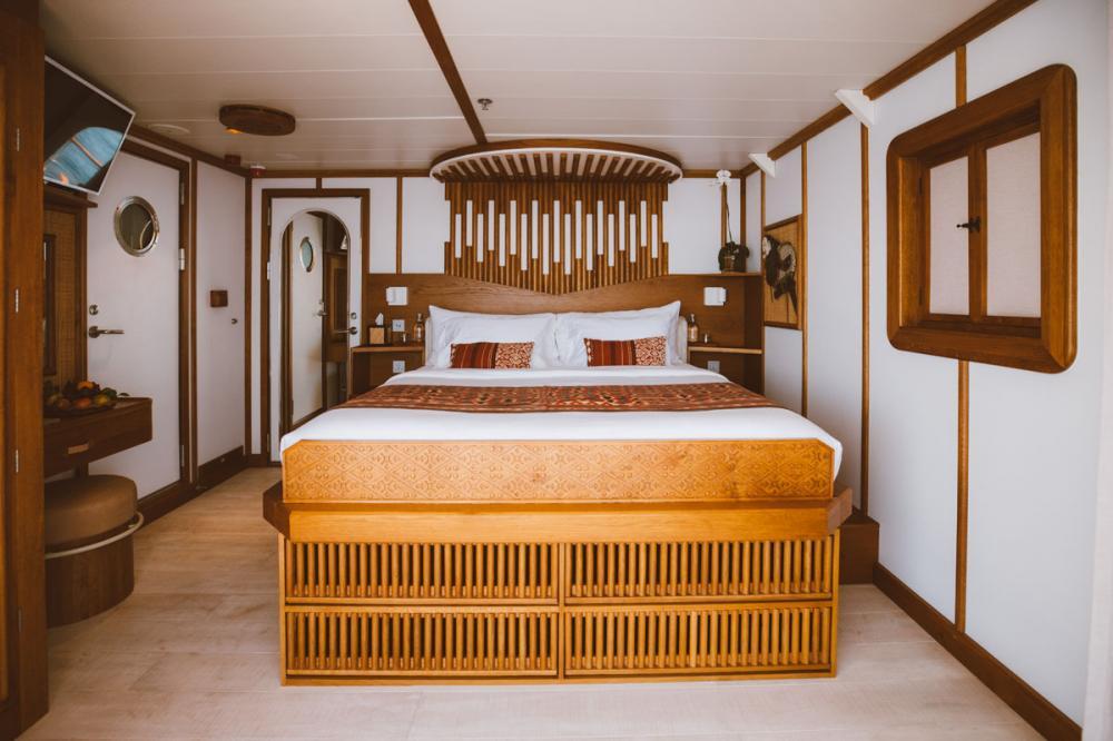 KUDANIL EXPLORER - Luxury Motor Yacht For Charter - Cabin 2 - Img 2 | C&N