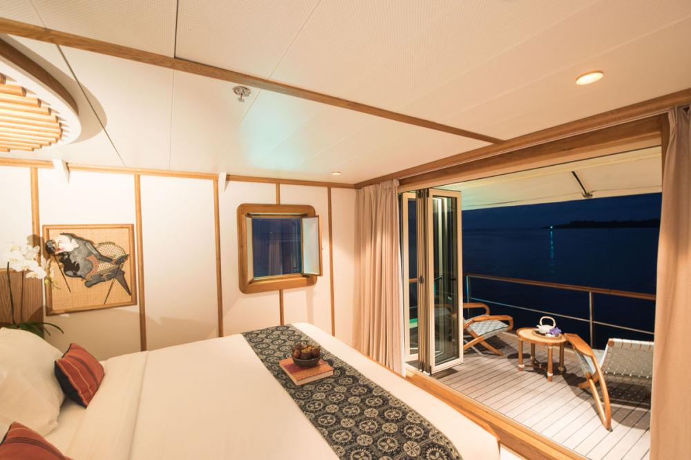 KUDANIL EXPLORER - Luxury Motor Yacht For Charter - Cabin 2 - Img 1 | C&N