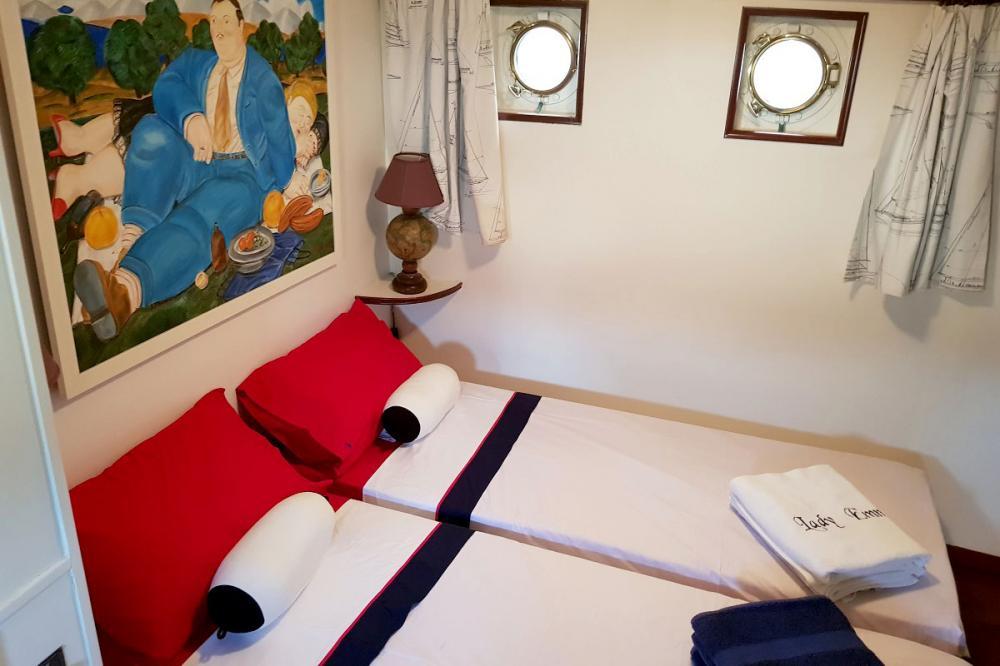 LADY EMMA - Luxury Motor Yacht For Sale - Cabins - Img 2   C&N