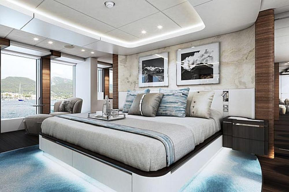 ELA - Luxury Motor Yacht For Sale - 6 Staterooms for 12 Guests - Img 1 | C&N