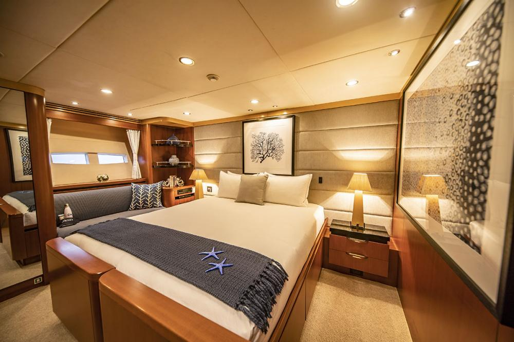 SPIRIT - Luxury Motor Yacht For Charter - 4 Double Cabins - two of which can be converted to twins - Img 2   C&N