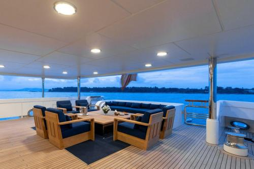 DEJA TOO - Luxury Motor Yacht For Charter - Exterior Design - Img 1   C&N