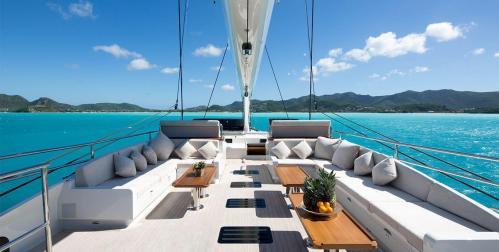 OHANA - Luxury Sailing Yacht For Charter - Exterior Design - Img 1 | C&N