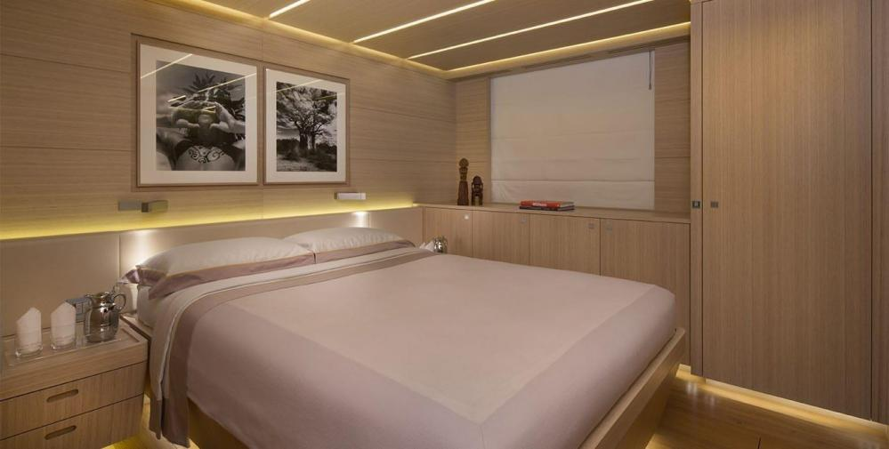 OHANA - Luxury Sailing Yacht For Charter - Two Double Cabins - Img 1 | C&N