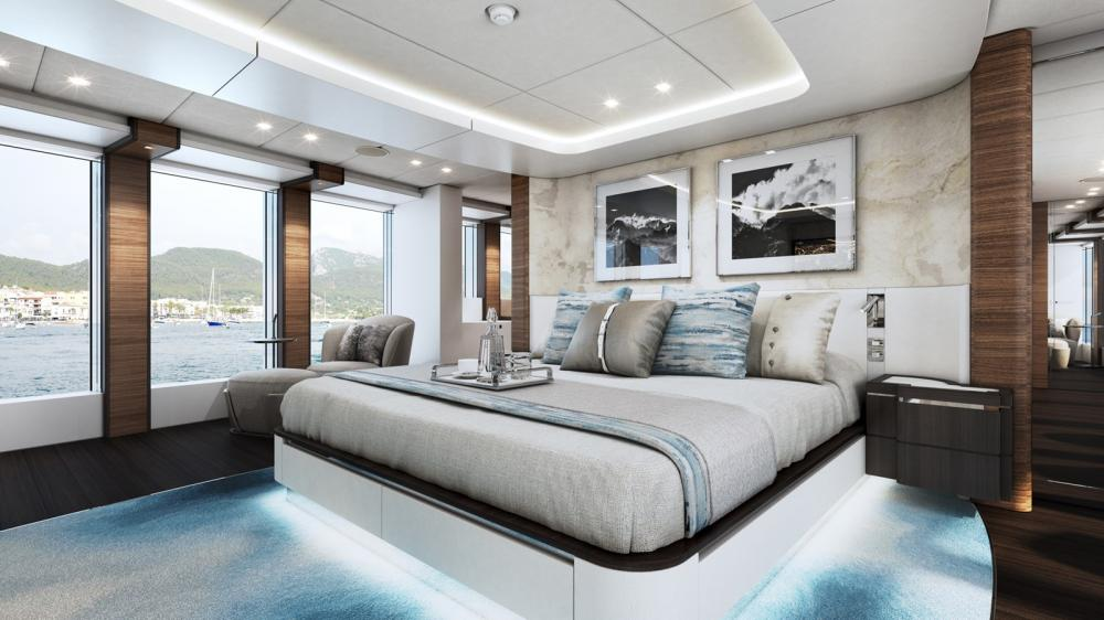 ELA - Luxury Motor Yacht For Sale - 6 Staterooms for 12 Guests - Img 5 | C&N