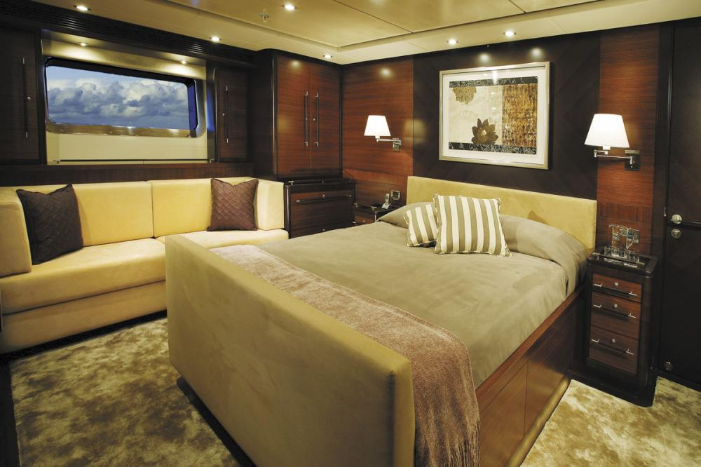 PRANA - Luxury Sailing Yacht For Charter - 2 DOUBLE CABINS   2 TWIN CABINS - Img 1   C&N