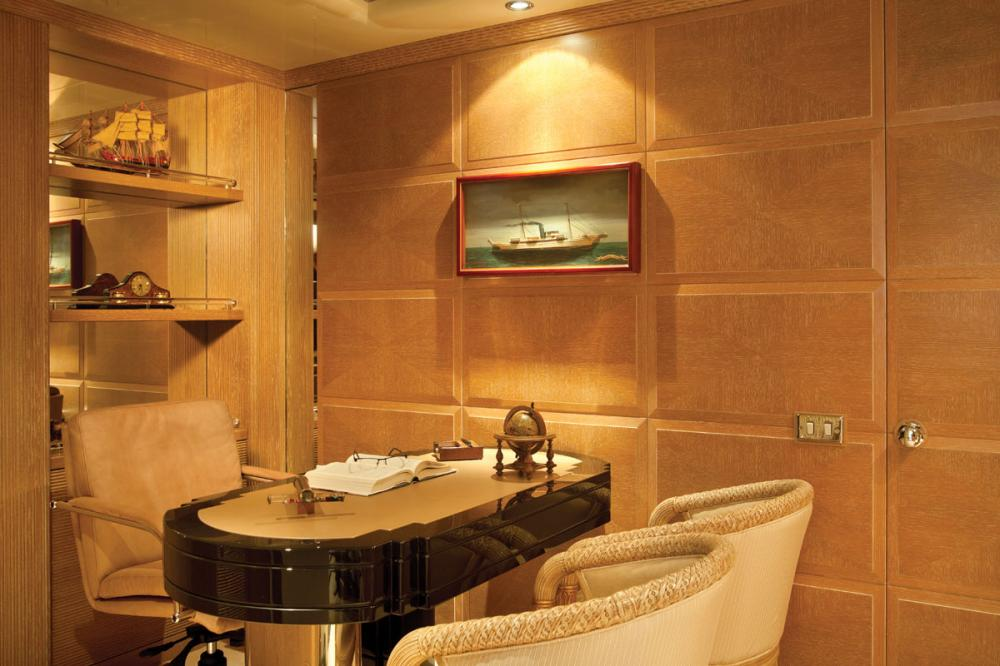 ECLIPSE - Luxury Motor Yacht For Charter - 1 MASTER CABIN  - Img 3 | C&N