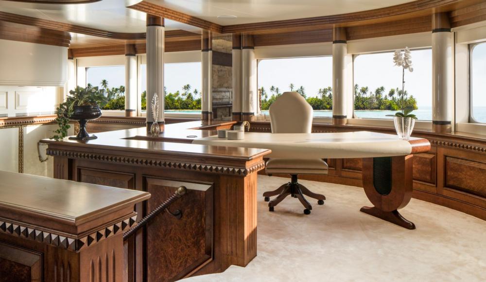 CALYPSO - Luxury Motor Yacht For Charter - 1 MASTER CABIN - Img 4 | C&N