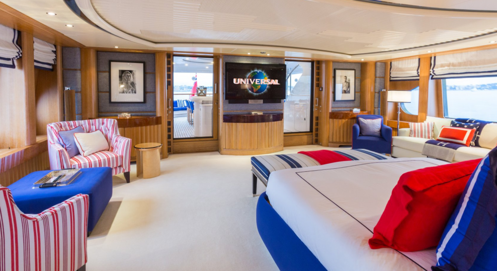 Air - Luxury Motor Yacht For Charter - 1 MASTER CABIN - Img 2 | C&N