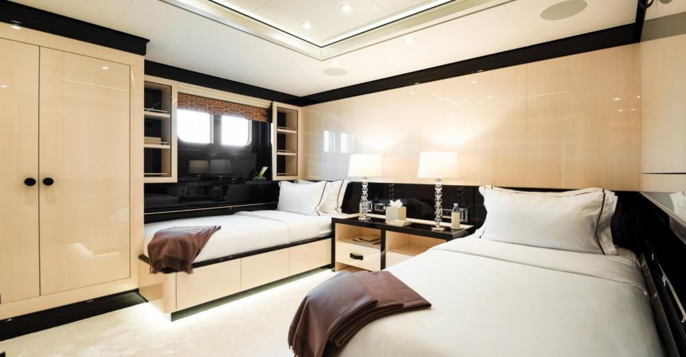 ELIXIR - Luxury Motor Yacht For Charter - 2 TWIN CABINS - Img 1 | C&N