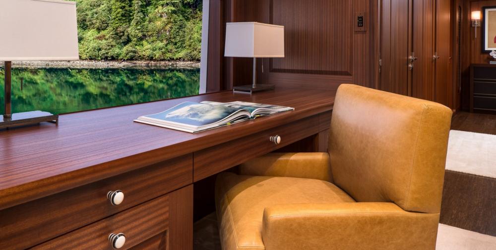 Endless Summer - Luxury Motor Yacht For Charter - 1 MASTER CABIN - Img 3   C&N