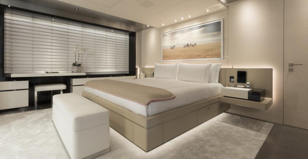 Nautilus - Luxury Motor Yacht For Charter - 2 VIP CABINS - Img 2 | C&N