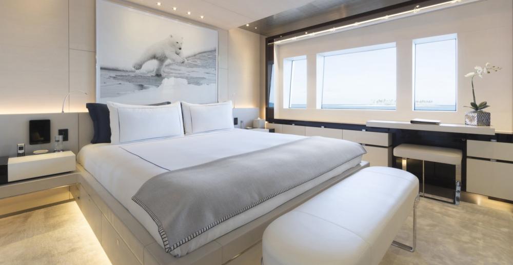 Nautilus - Luxury Motor Yacht For Charter - 2 VIP CABINS - Img 1 | C&N