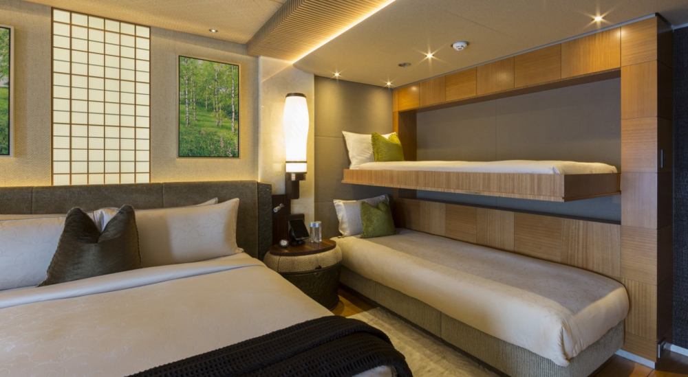 NIRVANA - Luxury Motor Yacht For Charter - GUEST SUITE - Img 1 | C&N