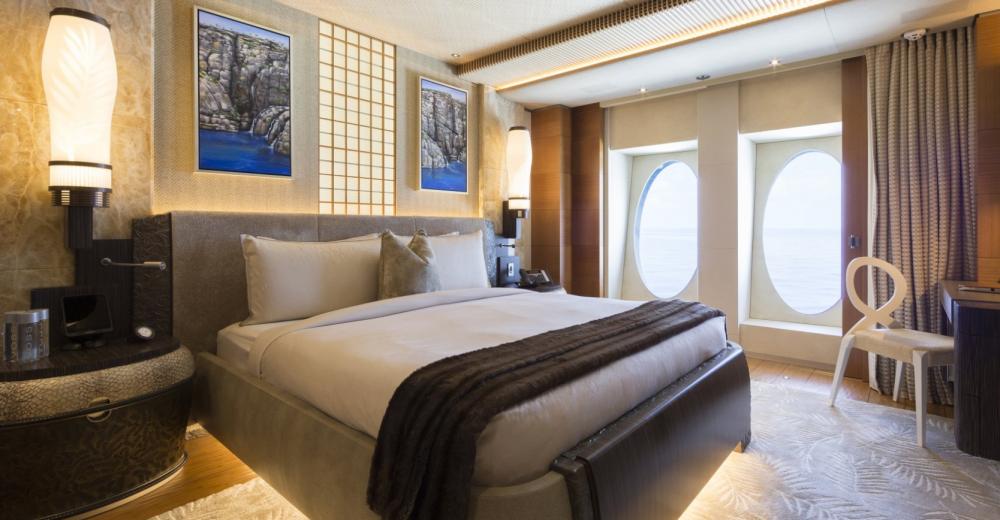 NIRVANA - Luxury Motor Yacht For Charter - 1 VIP CABIN - Img 1 | C&N