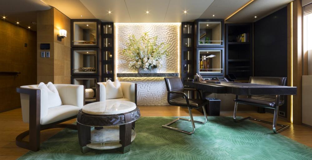 NIRVANA - Luxury Motor Yacht For Charter - MASTER SUITE - Img 2 | C&N