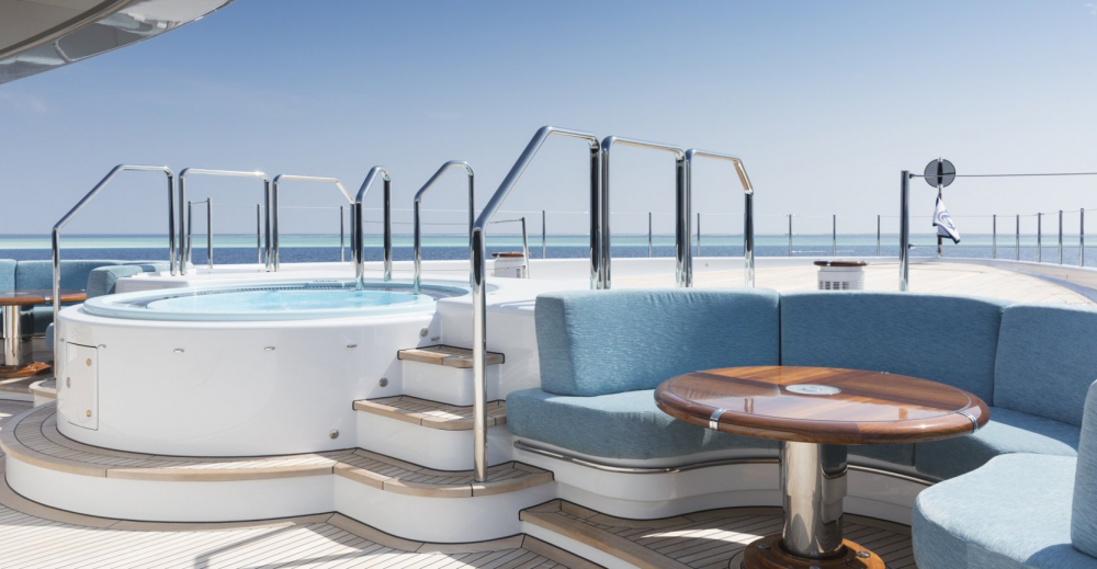 NIRVANA - Luxury Motor Yacht For Charter - MASTER SUITE - Img 3 | C&N