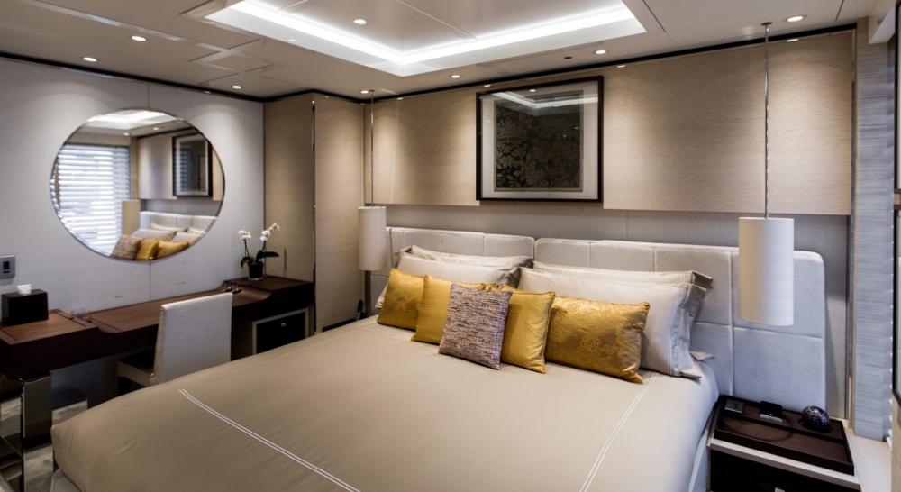 SAMURAI - Luxury Motor Yacht For Charter - 3 Double Cabins - Img 1   C&N