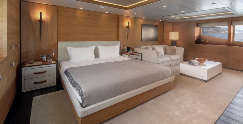 Spirit - Luxury Motor Yacht For Charter - 1 Master Cabin - Img 1   C&N