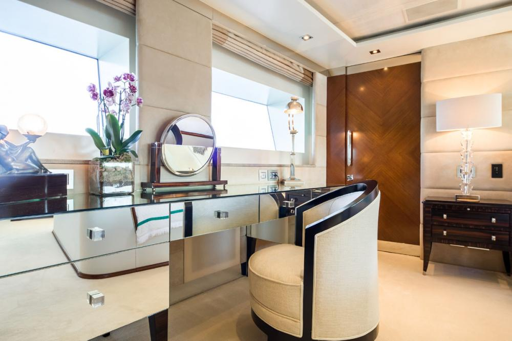 CLICIA - Luxury Motor Yacht For Sale - 1 MASTER CABIN - Img 2   C&N