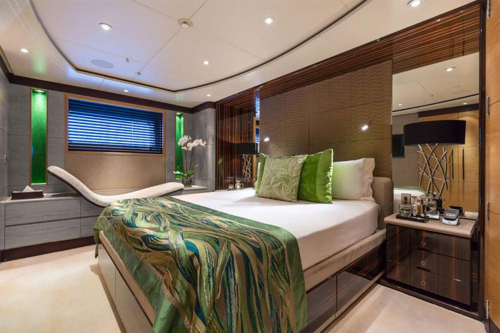 Q - Luxury Sailing Yacht For Charter - 2 DOUBLE CABINS - Img 3 | C&N