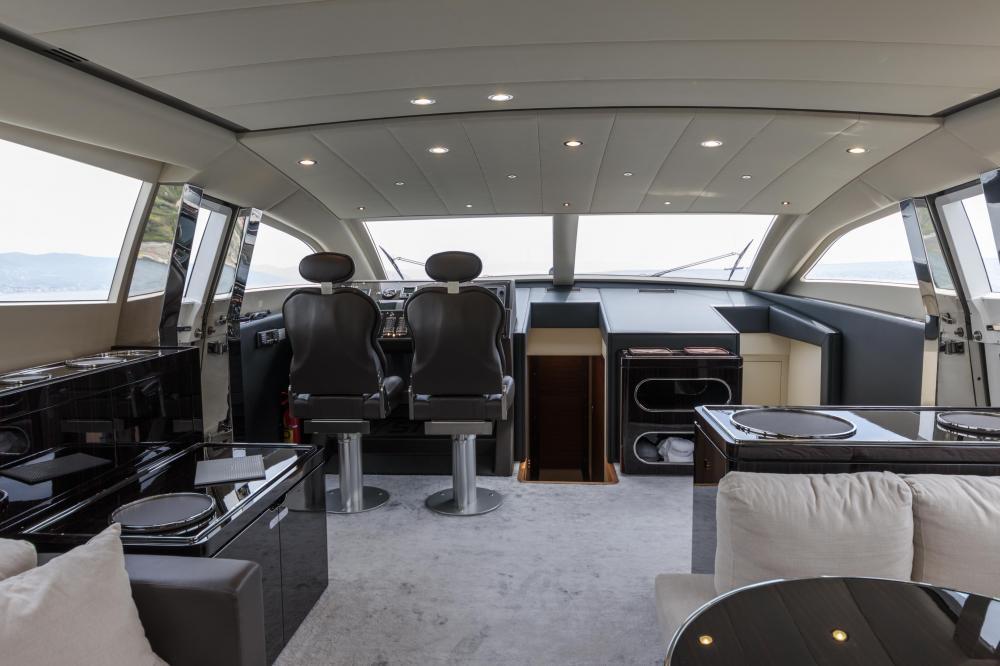 ATTITUDE - Luxury Motor Yacht For Sale - Pilot house - Img 1 | C&N