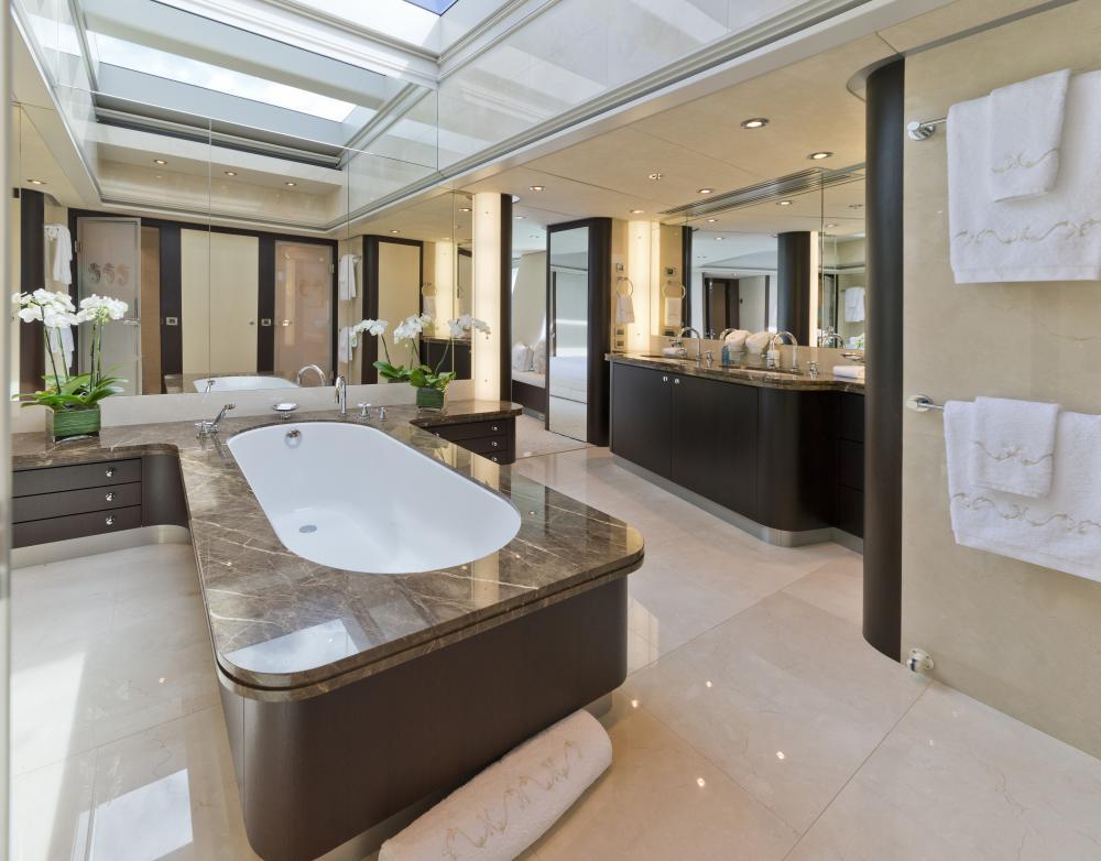 BELLA - Luxury Motor Yacht For Charter - Master Cabin - Img 4 | C&N