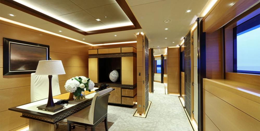 FORMOSA - Luxury Motor Yacht For Charter - Owner's suite on the upper deck - Img 3   C&N
