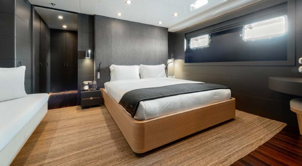 ARBEMA - Luxury Motor Yacht For Charter - 2 TWIN CABINS - Img 5   C&N