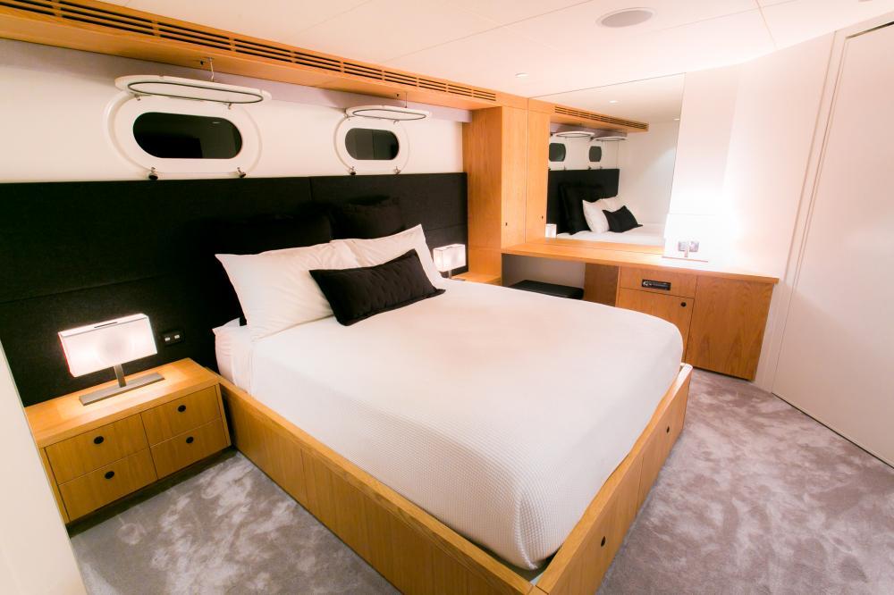 SAHANA - Luxury Motor Yacht For Charter - Cabin 3 - Img 1 | C&N