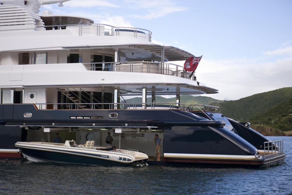SYCARA V - Luxury Motor Yacht For Charter - GARAGE - Img 1   C&N