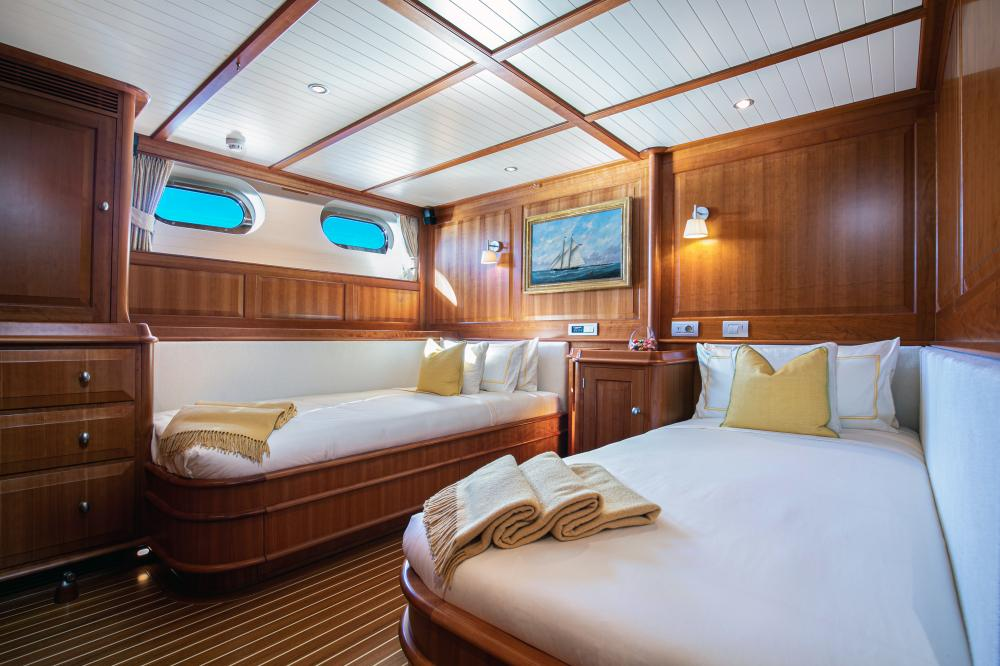 WELLENREITER - Luxury Sailing Yacht For Sale - 2 TWIN CABINS - Img 1   C&N
