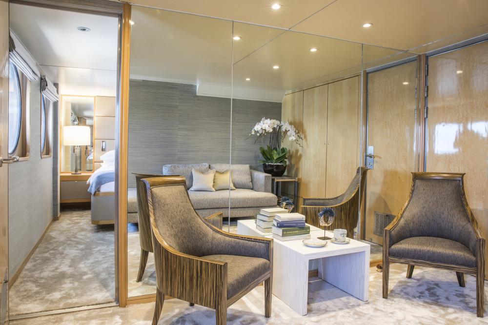 AQUA BLU - Luxury Motor Yacht For Charter - 15 Individually-designed suites  - Img 2 | C&N