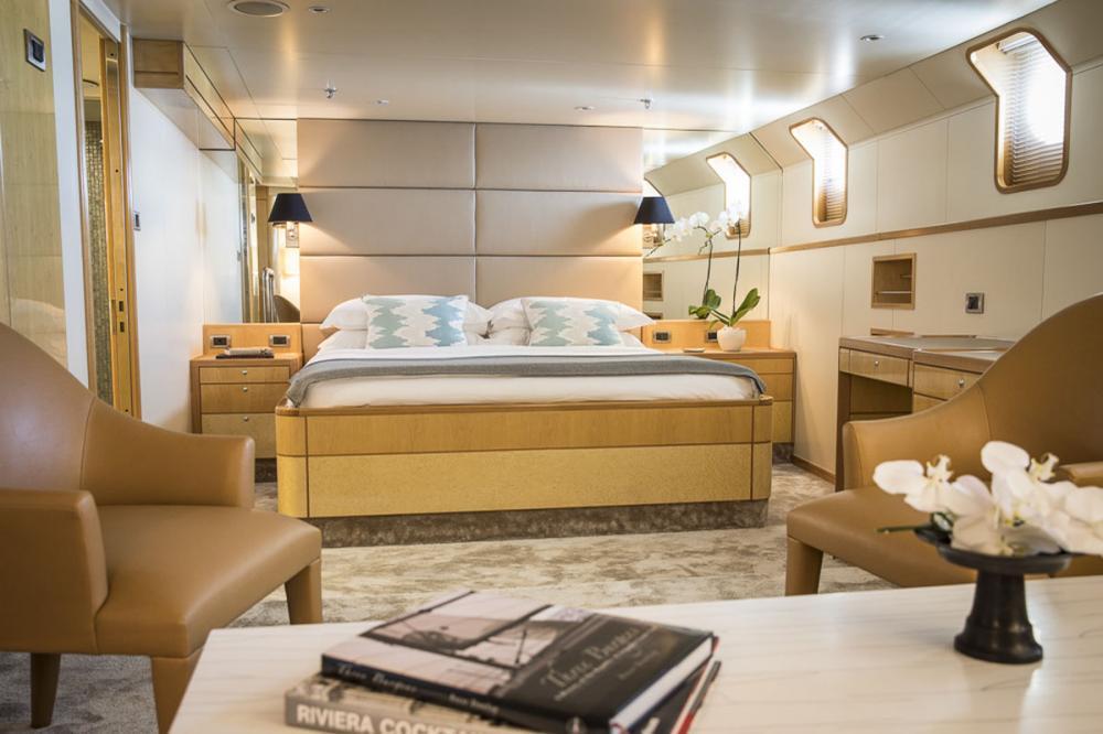 AQUA BLU - Luxury Motor Yacht For Charter - 15 Individually-designed suites  - Img 1 | C&N