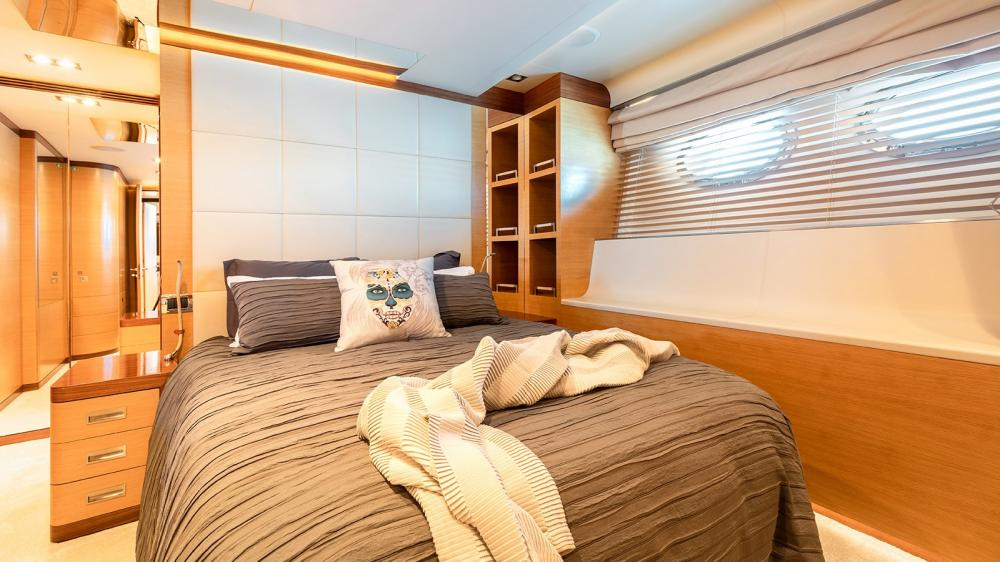 AFRICA I - Luxury Motor Yacht For Charter - Double Cabin - Img 1 | C&N